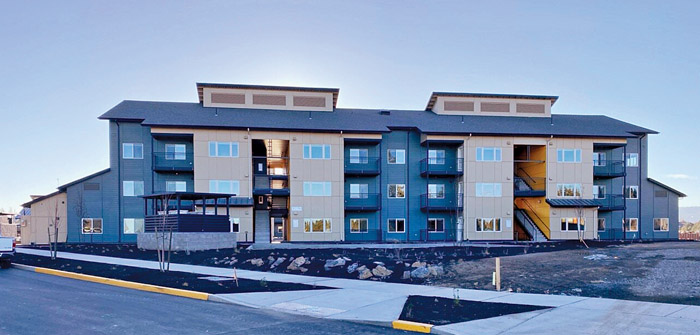 Canal Commons Fills Workforce Housing Niche