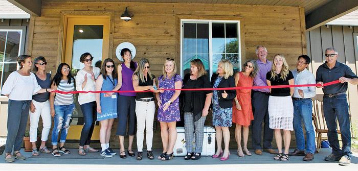 Kôr Community Land Trust Holds Ribbon-Cutting Celebration