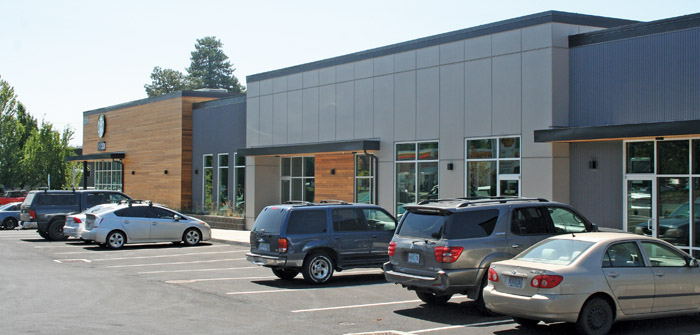 Pioneering Project for Bend Central District