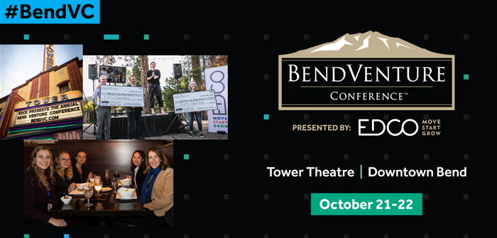 Announcing the Bend Venture Conference Early Stage Finalists